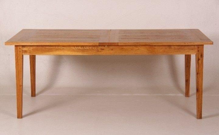 ausziehbarer Esszimmertisch, Tisch, Ausziehtisch