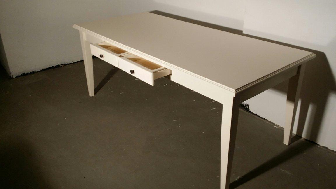 Landhaus Esstisch, Tisch