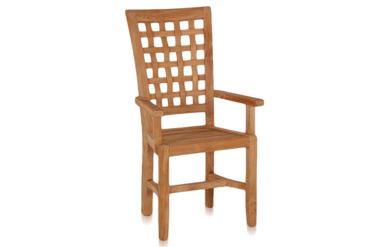 Armlenstuhl, Stuhl