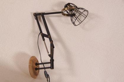 Wandlampe, Lampe